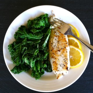 Basic Pan-Fried Tilapia