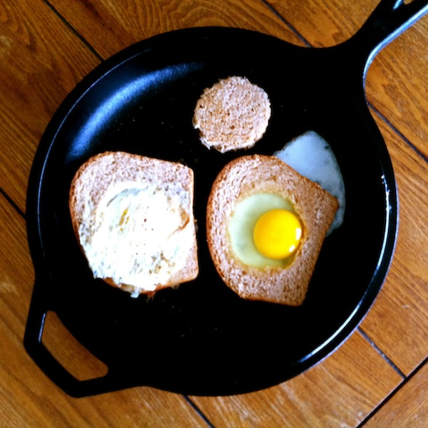 Healthy sprouted wheat popeyes recipe egg in a basket toad in a hole one eyed sailor hole in one bird in a nest egg in a frame egg in toast orpopeyes what do you call this classic fried forumfinder Image collections