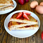 Sprouted Wheat French Toast