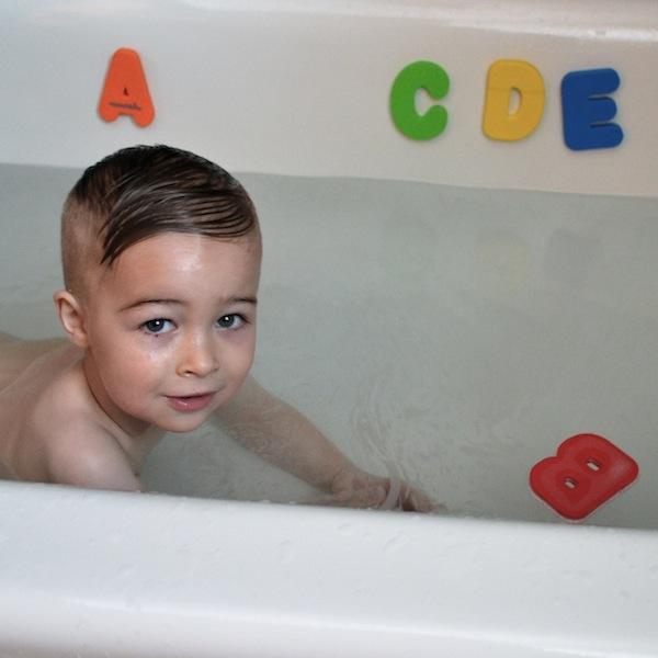 Bath letters